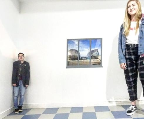The Illusion Room
